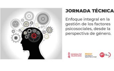 El enfoque integral en la gestión de los factores psicosociales, desde la perspectiva de género